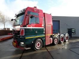heavy duty tractorhead MAN TGX 41.540 8x4/4 BLS 2013