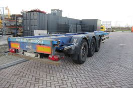 container chassis semi trailer Renders ROC 12.27CC / MB Disc / 2x 20FT / 1x40FT /1x45FT 2003