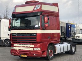 cab over engine DAF 105 XF 460 ATE SUPER SPACE CAB EURO 5 *NL-TRUCK* 2013
