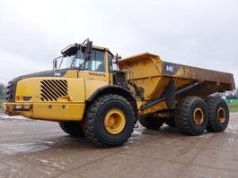 articulated dump truck Volvo A40E Good working condition 2008