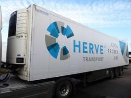 refrigerated semi trailer Schmitz Cargobull Carrier Vector Multitemp, dual temp, LBW, Taillift Alu bodem, 270 cm Hoc... 2008