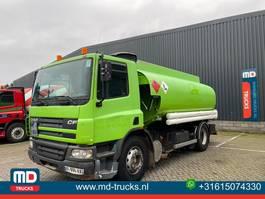 tank truck DAF CF 75 250 manual 13000 liter 2003