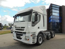 cab over engine Iveco Stralis 420 / 6x2 / Manual / Hydraulics / 630.000 KM 2009