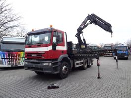 other trucks Iveco EuroTrakker 480 6X4 HIAB 42 T/M KRAN 2007