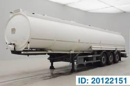 Tankauflieger AC erbi Tank 40400 liter 2008