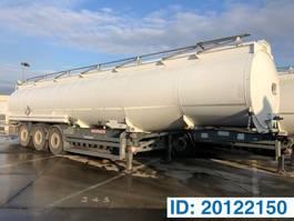 Tankauflieger AC erbi Tank 43500 liter 2007