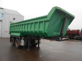 Kipper Auflieger Leciñena UNUSED - 2 axles tipper - steel susp - drum brakes - 18 m³