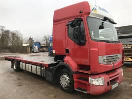 car transporter truck Renault PREMIUM 450DXI **CARTRANSPORTER-MANUAL GEAR** 2007