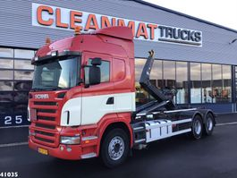 container truck Scania R480 Manual 2009