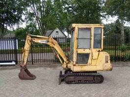 crawler excavator Kubota Rupsgraafmachine