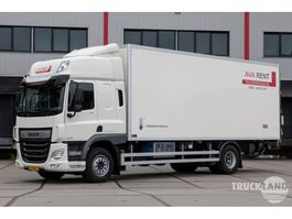 refrigerated truck DAF CF 410 2019