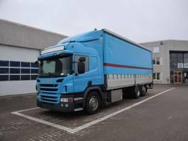 tilt truck Scania P 450 2015