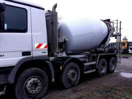 concrete mixer truck Mercedes-Benz Actros 3241 B 8x4 Betonmischer Deutsch, Stetter 2008