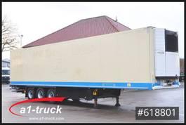 refrigerated semi trailer Schmitz Cargobull SKO24,  Bi-Temp  Vector 1850 MT, LBW, Doppelstock 2011