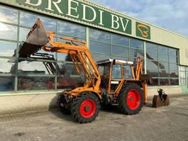 farm tractor Fendt F 380 GT 1988