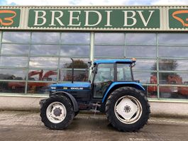 farm tractor Ford / New Holland 7840 1996