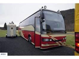 tourist bus Scania K144 4x2 bus 2000
