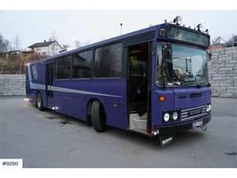 tourist bus Scania K82 Camping Bus WATCH VIDEO 1985