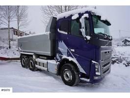 tipper truck > 7.5 t Volvo FH 650 6x4 Tipper truck 2015