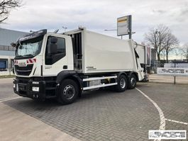 garbage truck Iveco AD260SY/330 German - Zoeller - Faun - Euro 6 - TOP CONDITION! - 22 Units 2014