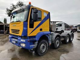 heavy duty tractorhead Iveco TRAKKER 410T50 8X4 Heavy Duty 2008