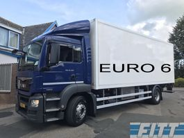 refrigerated truck MAN TGS 19.320 Euro6 koeler 96BDL5 solo 2013