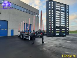 other semi trailers KAESSBOHRER SHF.H13 - TIMBER CARRIER Other