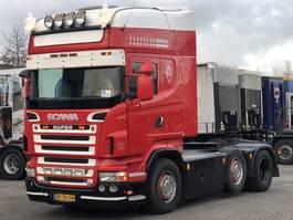cab over engine Scania R500 V8 6x2/4 EURO 5 MANUAL RETARDER 2007