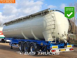 feed semi trailer Benalu 62m3 Kippsilo 1999