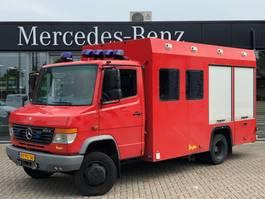 fire truck Mercedes-Benz 815 D BRANDWEERWAGEN AUTOMAAT 2004