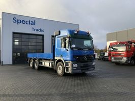 drop side truck Mercedes-Benz Actros 2541 (Euro 5) 6x2 2006