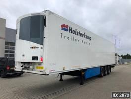 refrigerated semi trailer Schmitz Cargobull SK024 Double st, , Thermoking SLX 300, Palletbox, Disk brakes, MOT' 28-0... 2012