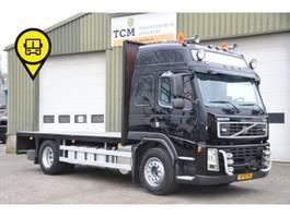 platform truck Volvo FM 400 .MANUAL.EURO5. NL-TRUCK 2008