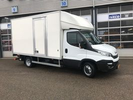 closed lcv Iveco Daily 35C16 laadbak + 750kg lift 1369 2018