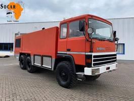 fire truck Renault CRASHTENDER SIDES FIRE TRUCK 6x6 1989