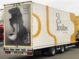 closed box trailer Tracon WIPKAR GESLOTEN ALUMINIUM OPBOUW / APK 11-2021 2004