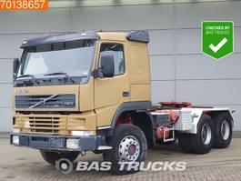 cab over engine Volvo FM12 420 6X6 Manual 6x6 Hydraulik Euro 3 2002