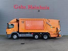 garbage truck Mercedes-Benz Atego 2128 6x2 Ochsner Variopress 317-20 8 Pieces available! 2002