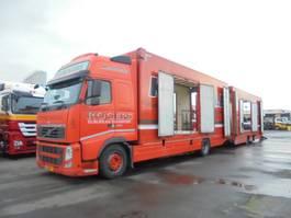 car transporter truck Volvo FH 460 2013