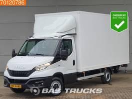 closed lcv Iveco Daily 35S18 3.0 180PK XXL 490cm lange Bakwagen Laadklep Nieuw!!! A/C Cruise co... 2020