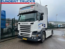 cab over engine Scania R450 EURO6 INTARDER 2016