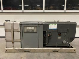 generator Hatz 4L41C Stamford 30 kVA Silentpack generatorset 2002