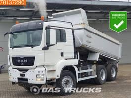 tipper truck > 7.5 t MAN TGS 26.540 6X4 PriTarder Big-Axle Steelsuspension Euro 5 2012
