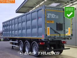 tipper semi trailer Wielton 39.000 GVW German Docs! NW-3 56m3 Stahl-Kipper *New Unused* Liftachse TI... 2021