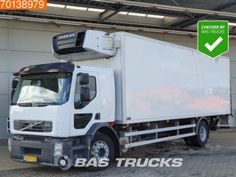 refrigerated truck Volvo FE 260 4X2 Ladebordwand Multitemp Trennwand Euro 5 2010