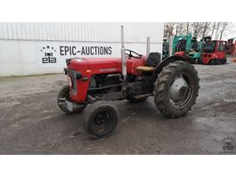 farm tractor Massey Ferguson 35