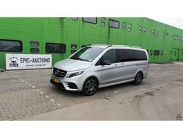 minivan - passenger coach car Mercedes-Benz V-KLASSE 2018