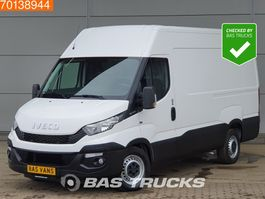 closed lcv Iveco Daily 35S17 3.0 170PK Automaat L2H2 Trekhaak Airco Cruise L2H2 11m3 A/C Towbar... 2015
