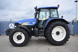farm tractor New Holland TM190 2007