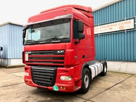 cab over engine DAF XF 105 -460 SPACECAB (MANUAL GEARBOX / EURO 5 / ZF-INTARDER / AIRCONDITIONING) 2008